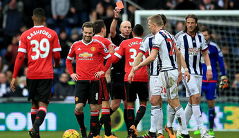 Réactions : West Brom 1  United 0