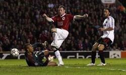 Report : United 3 Milan 2