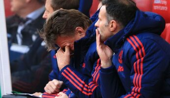 Réactions : Stoke City 2 United 0