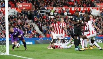 Report : Stoke 2 United 2
