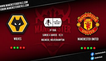 Preview : Wolverhampton - Manchester United