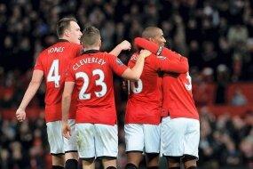 Report : United 3 West Ham 1