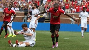 Report : United 3 Real Madrid 1
