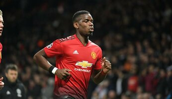 Pogba sera absent six semaines