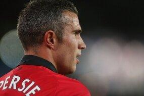 Van Persie absent contre Liverpool