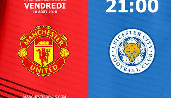 Preview : Manchester United vs Leicester City