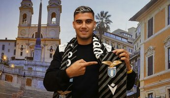 Andreas Pereira prêté à la Lazio