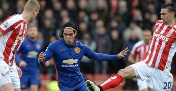 Report : Stoke 1 United 1