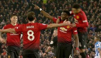 Man Utd 3 Huddersfield 1 : un joyeux Noël signé Ole