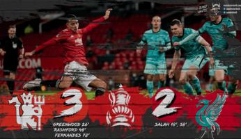 Manchester United 3-2 Liverpool : cette fois, on a vu du football !