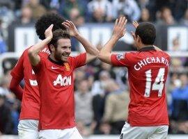 Report : Newcastle 0 United 4