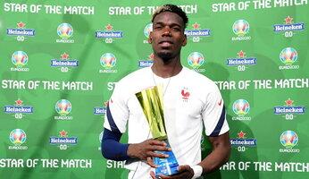 Euro 2020, 1ère journée : Lindelöf solide, Pogba et Fernandes déjà en jambes