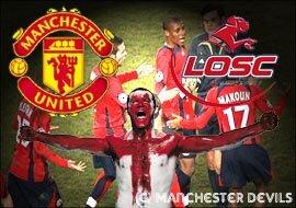 Preview : United - LOSC