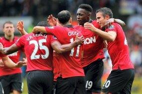 Réactions : Swansea 1 United 4