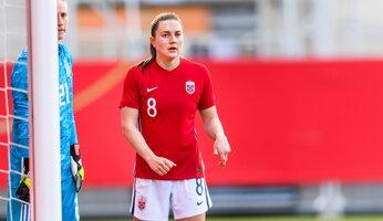Manchester United Women signe Vilde Bøe Risa