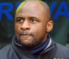 "Vieira : ""City ne craint pas United"""