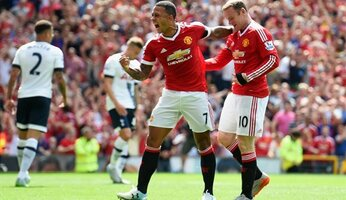 Report : United 1 Tottenham 0