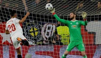 Séville 0 United 0 : United évite le pire
