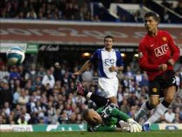 Report : Birmingham 0 United 1