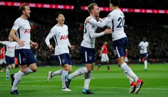 Spurs 2 United 0 : United coule à Wembley