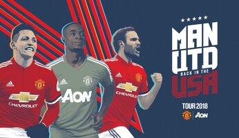 United de retour aux States pour le Tour 2018