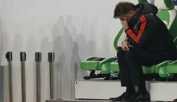 Report : Wolfsburg 3 United 2