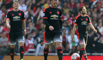 Report : Arsenal 3 United 0