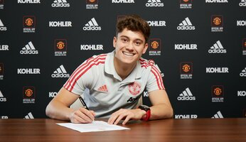 Daniel James rejoint Manchester United