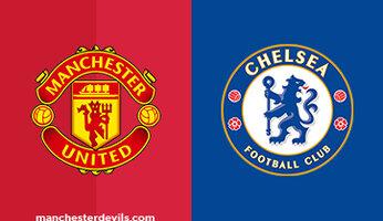 Preview : United v Chelsea