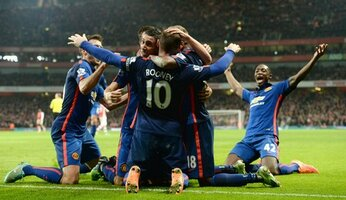 Report : Arsenal 1 United 2