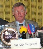 Sir Alex jusqu'au bout