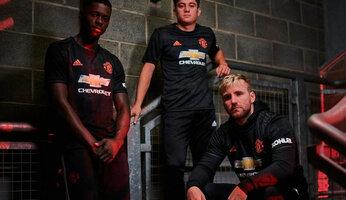 United dévoile le third kit 2019-2020