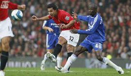 Report : United 2 Chelsea 0