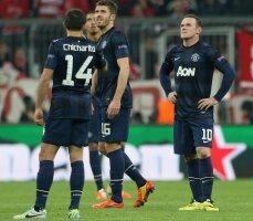 Report : Bayern Munich 3 United 1