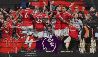 Manchester United 4-1 Newcastle United : le retour du fils prodigue