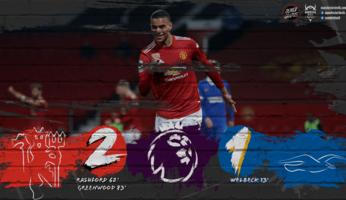 Manchester United 2-1 Brighton & Hove Albion : pas de tout repos