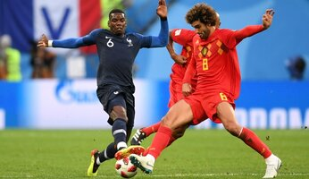 Coupe du Monde : Pogba pour le titre mondial
