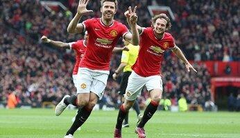 Report : United 3 Tottenham 0