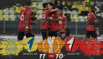 Villarreal 1-1 Manchester United (11-10 t.a.b.) : la chute au bout de l'enfer