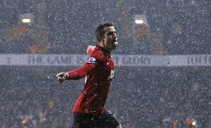 Report : Tottenham 1 United 1