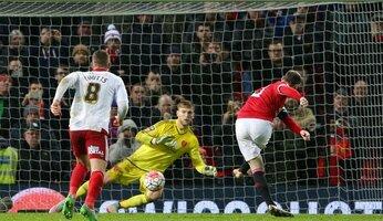 Report : United 1 Sheffield United 0