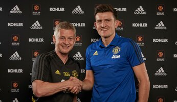 Officiel : Maguire rejoint United