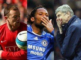United rit, Chelsea espère, Arsenal pleure