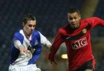 Academy (Cup) : Blackburn 3 United 0