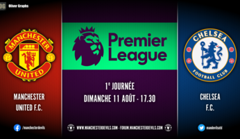 Preview : Man Utd vs Chelsea
