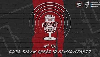 Le podcast Manchester Devils #13 : quel bilan après 10 matchs cette saison ?