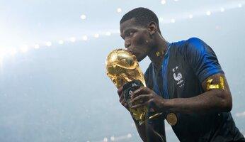 Coupe du Monde : Pogba buteur et sur le toit du monde