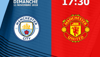 Preview : Man City - Man Utd