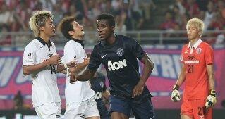 Report : Cerezo Osaka 2 United 2