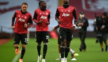 Compos : Aston Villa - Manchester United